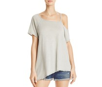 Women's We The Free by Free People Coraline Tee, Mint Olive