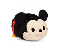 Disney Tsum Tsum 20 inches Mickey Mouse Soft Toy, Black Combo