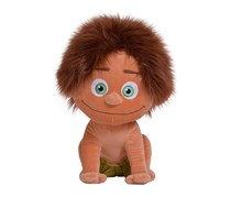 Disney Plush The Good Dinosaur Spot Sitting, Brown