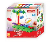 Korbo Building Blocks 40 Pieces