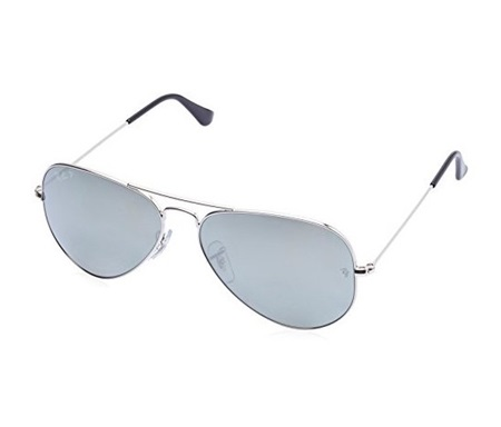 ed49c409e Shop Ray-Ban Ray-Ban Aviator 3025 003/59 Silver Mirror Polarized for  Accessories in United Arab Emirates - Brands For Less