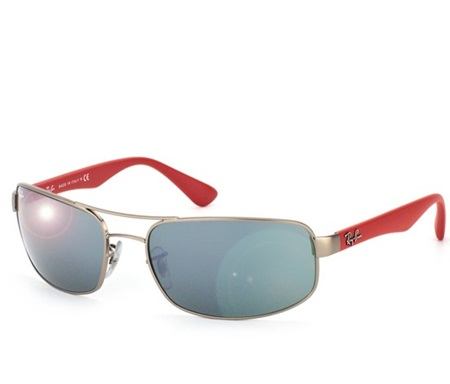 a337518874 Shop Ray-Ban Ray-Ban RB3445 005 40 61-17 Sunglasses for Accessories ...
