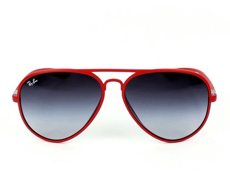 91028771e45 Shop Ray-Ban Ray-Ban Liteforce RB4180 6018 8G Sunglasses for Accessories in  United Arab Emirates - Brands For Less