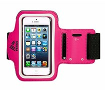 RBX Fitness Kit for Iphone 5 Iphone 4/4S & Earbuds, Pink