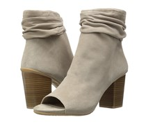 Kenneth Cole Reaction Fridah Coo Suede Booties, Beige