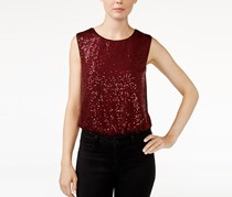 Rachel Roy Sleeveless Sequin Bodysuit, Doc Marten