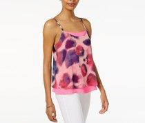Rachel Roy Lace-Trim Layered Camisole, Pink Combo