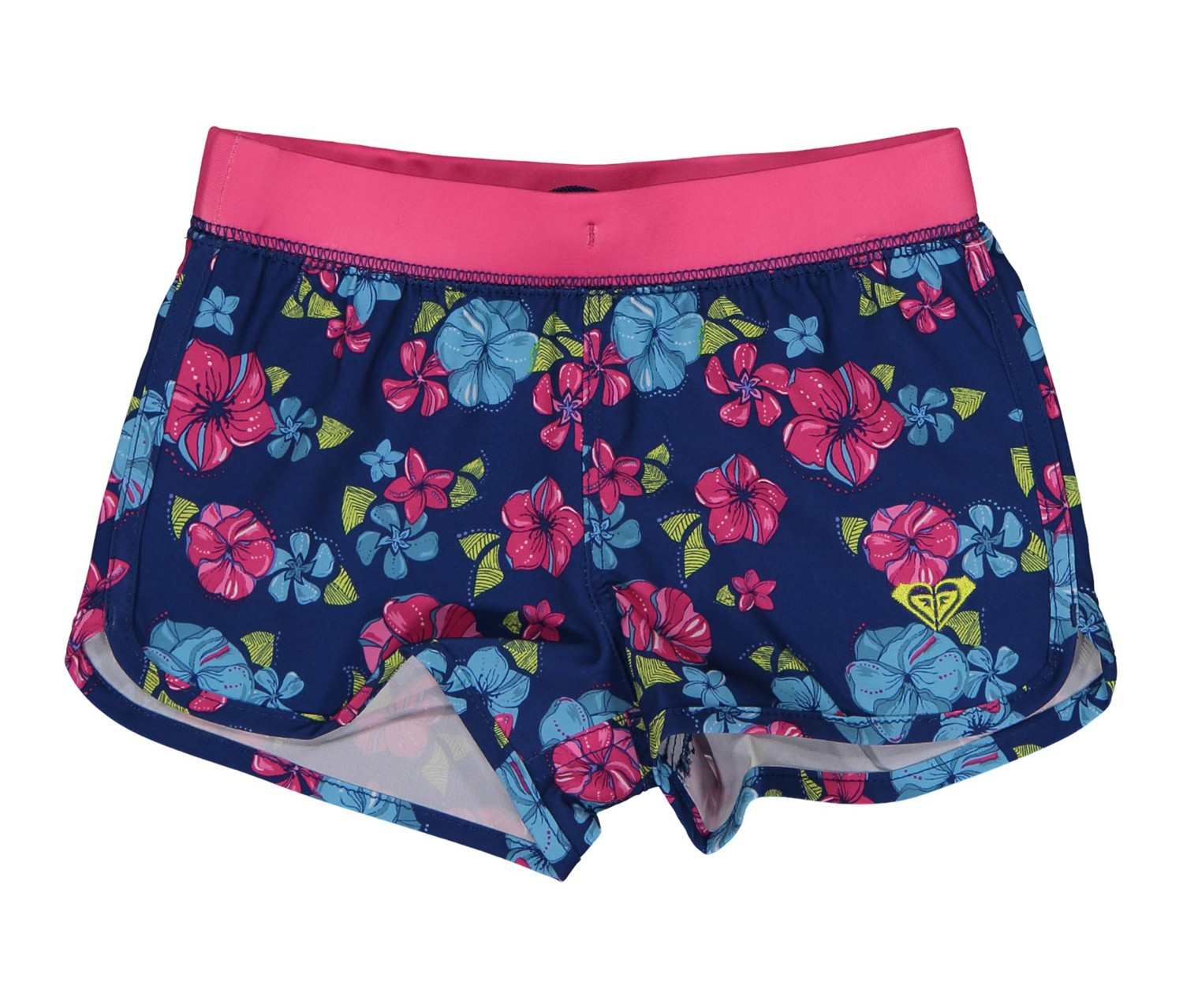 Roxy Baby Girls' Tropical Traditional Shorts, Blueprint