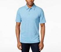 Weatherproof Vintage Mens Vector Pique Polo, Imperial