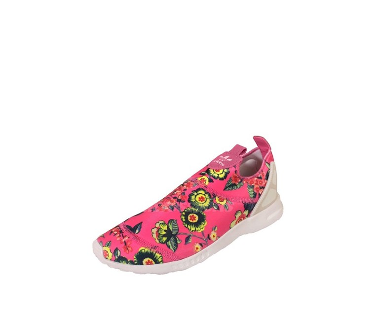 Zx Flux Advance Smooth Slip On, Pink