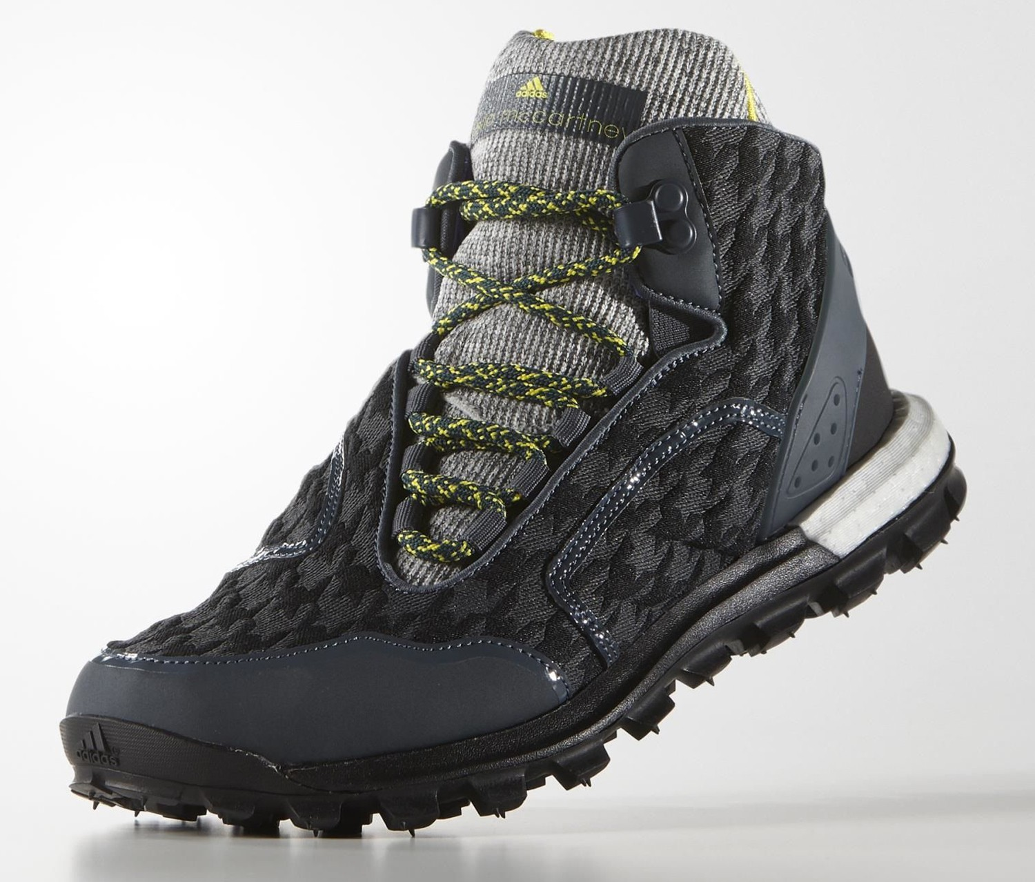 Adidas Gray Response Trail Boost Boot for men
