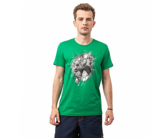T Shop green Shirt Adidas Hulk Rugby For Men In Clothing N8nm0w