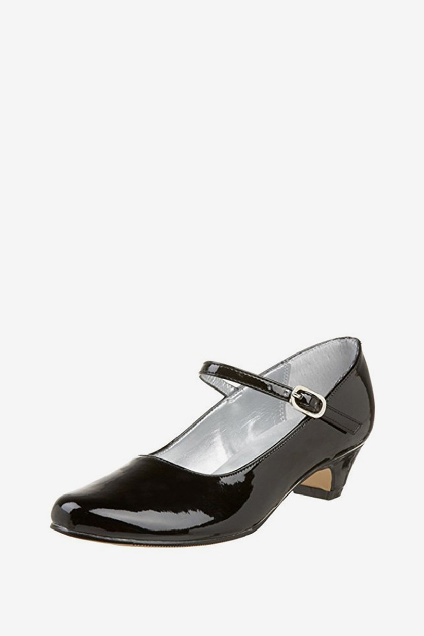 Kids' Seeley Heel Mary Jane-K, Black