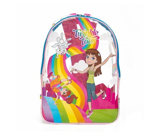 Girl Flash Backpack City Bite, Bright Combo