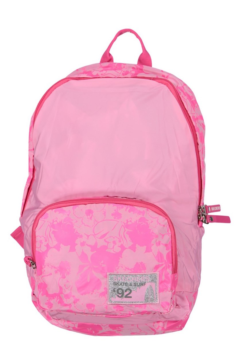 Womens Simple Everyday Backpack, Pink