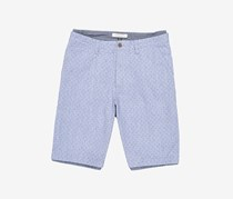 Flag & Anthem Men's Dobby Short, Light Blue