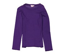 So Nikki Girls Long-sleeve Top, Purple
