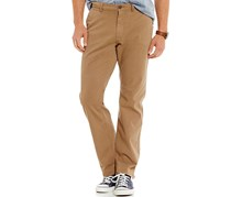 Flag & Anthem Lancaster Flat-Front Straight Leg Stretch Chino Pants, Kelp