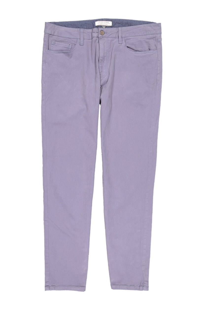 Mens Wallburg Chino Pants, Grey