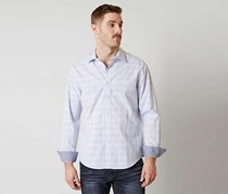 Flag & Anthem Redhill Long Sleeves Shirt, Light Blue