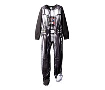 Star Wars Little Boys Big Boys Darth Vader Footed Blanket
