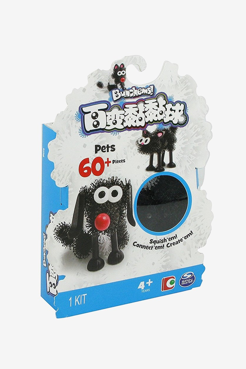 Toys  Bunchems! Pets Creation Pack