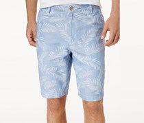 Tommy Bahama Men's Palm-Print 10