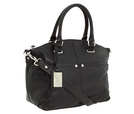 228669dea647 Shop Tignanello Tignanello Polished Pockets Convertible Satchel ...