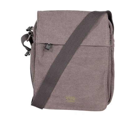 d18fd39e Shop Troop London Troop London Classic Canvas Cross Body Bag, Black for  Bags in United Arab Emirates - Brands For Less