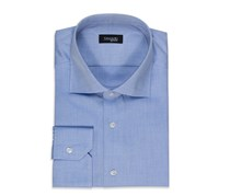 Tahari Men Dress Shirt, Blue