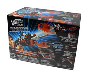 Childrens Launch n' Attack Rapid Attack Blaster, Black Combo