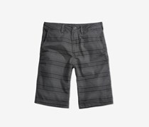 Univibe Boys Benning Cotton Chino Shorts, Gunmetal