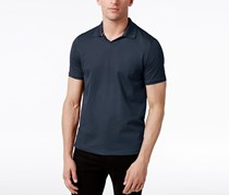 Vince Camuto Mens Polo, Navy