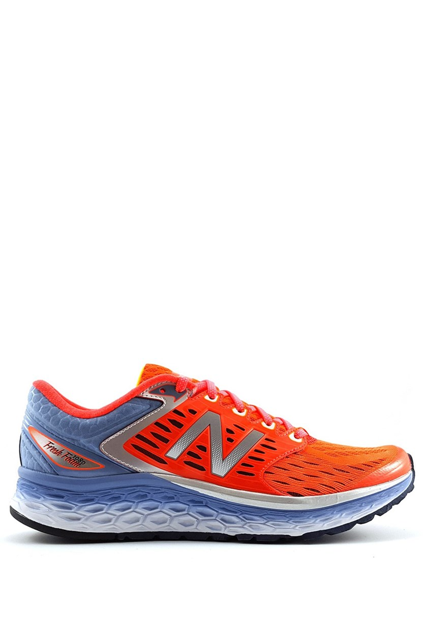Women's Running Shoes, Orange/Blue