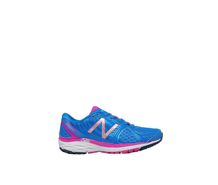 Women's Running Shoes, Blue/Pink