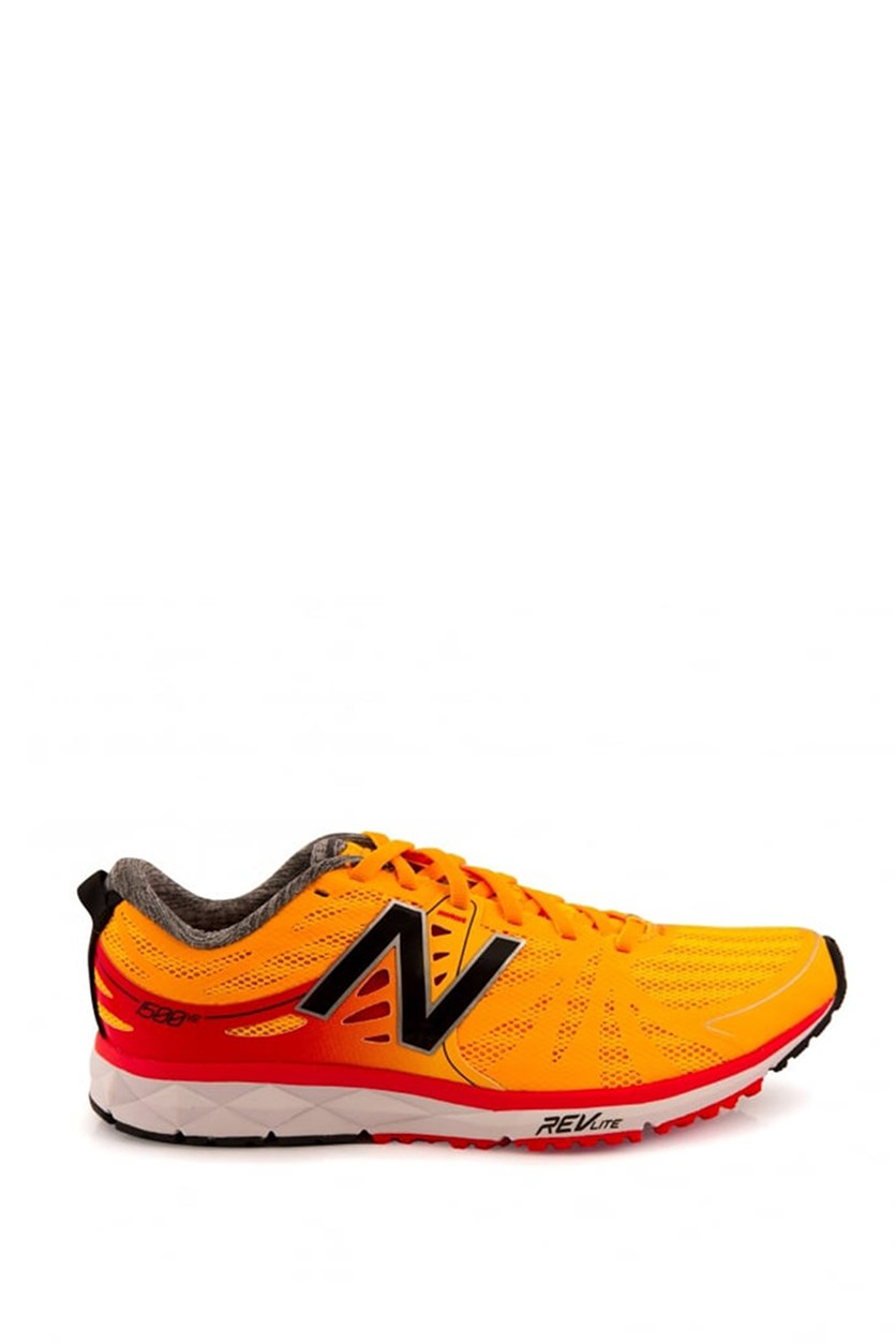 Women's  Running Shoes, Neon Orange