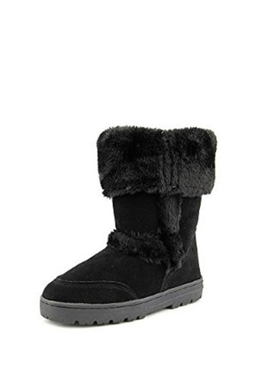 Women's Witty Winter Boots, Black