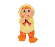 Cabbage Patch Kids Daphne Ducky Cutie Baby Doll, Yellow