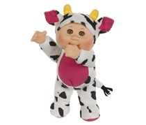 Cabbage Patch Kids Clara Cow Cutie Baby Doll, White