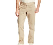 Dickies Men's Slim-Tapered Fit Work Pants, Desert Sand