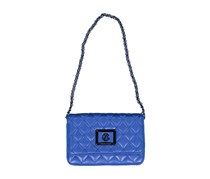 Christian Lacroix Orleans Quilted Crossbody Bag, Ocean
