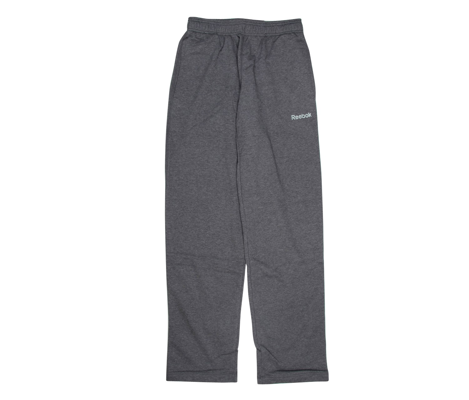 Men's French Terry Pant, Dark Grey