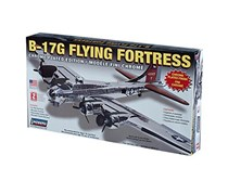 Lindberg 1:64 scale B-17 Flying Fortress, Grey
