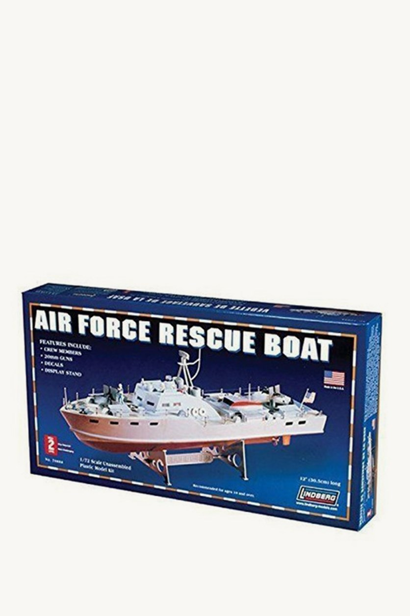 Lindberg Air Force Rescue Boat, Combo