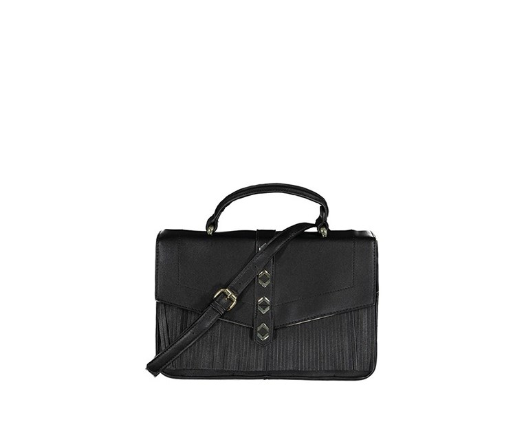 eneration Dylan Messenger Crossbody, Black