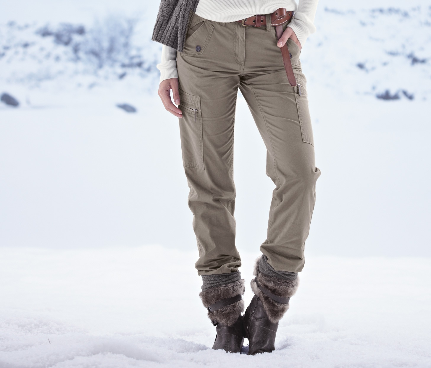 Women S Cargo Pants Brands For Less