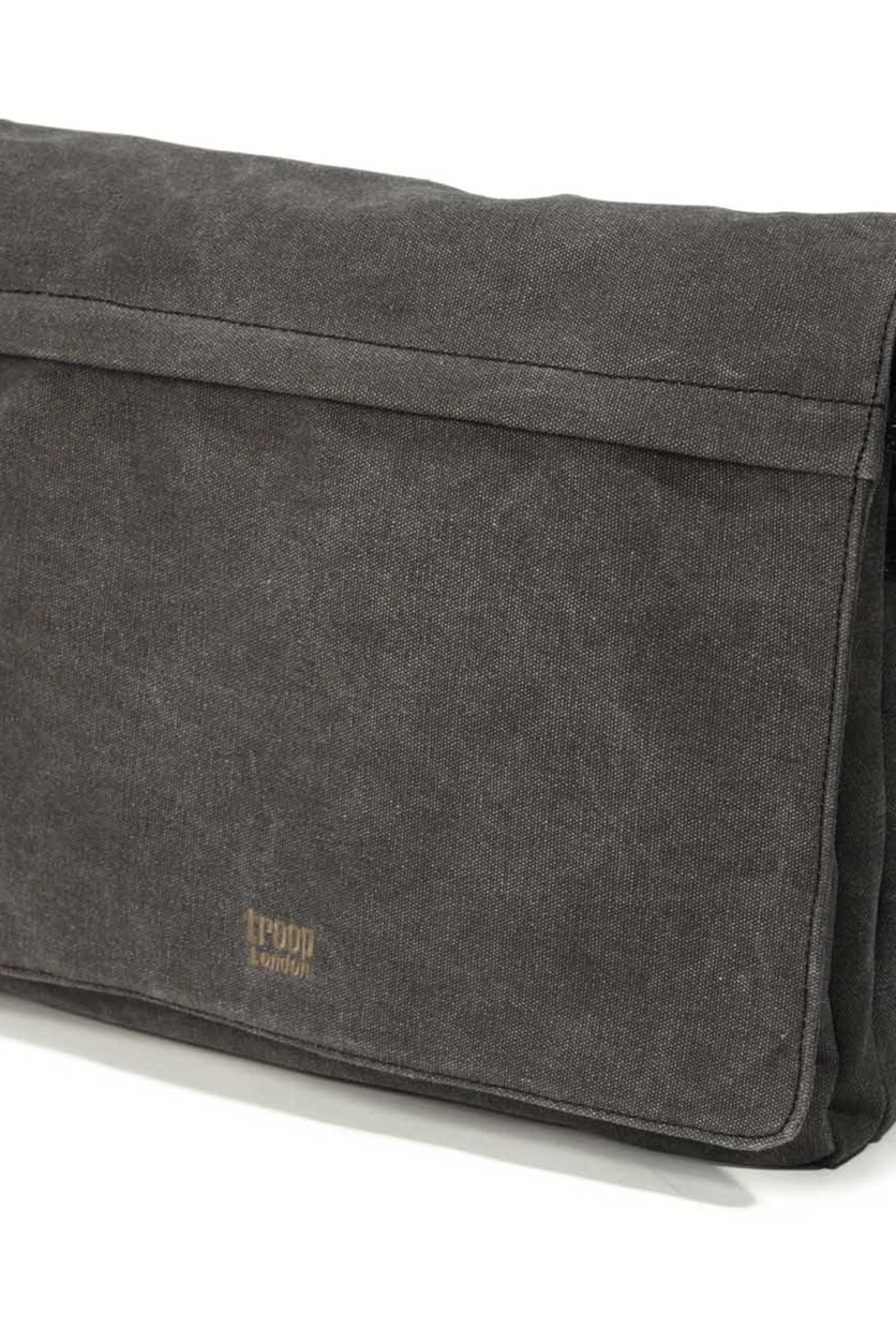 Shop Troop London Troop London Classic Laptop Messenger Bag