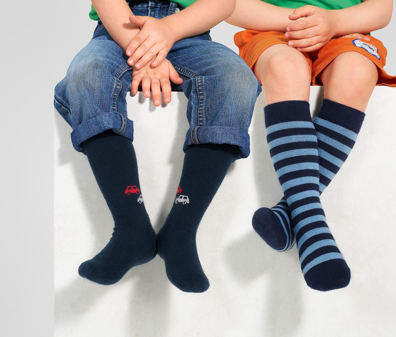 Boy's Dress Knee Socks for Shorts Knickers or Outfits, Newborn to Boys, Choice of 4 Colors $ 5 out of 5 stars Little Things Mean A Lot. Cotton or Nylon Boys Special Occasion Socks. from $ 6 99 Prime. out of 5 stars MadSportsStuff. Crazy Socks with Safari Tiger Stripes Over the Calf Socks .
