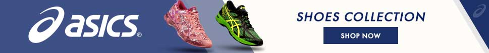 Asics Shoes Collection