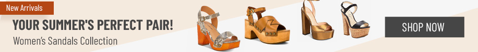Womens Sandals Collection